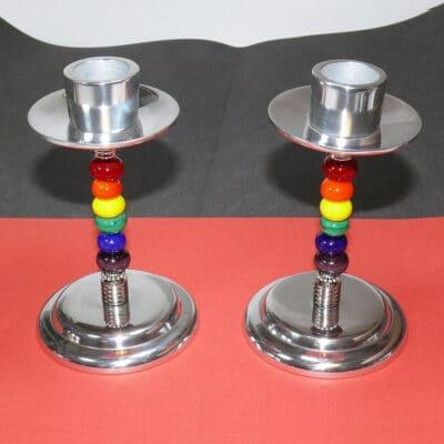 glass candlestick 1